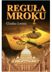 Reguła mroku - okładka książki