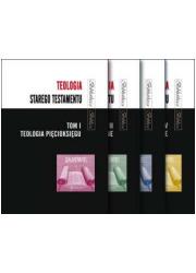 Teologia Starego Testamentu. Tom - okładka książki