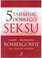 5 tajemnic dobrego seksu - okładka książki