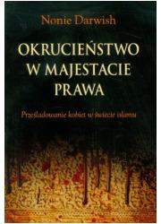 Okrucieństwo w majestacie prawa - okładka książki