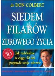 Siedem filarów zdrowego życia - okładka książki