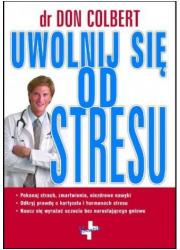 Uwolnij się od stresu - okładka książki