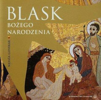Blask Bożego Narodzenia - okładka książki