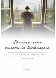 Ekumeniczne znaczenie kichnięcia. - okładka książki
