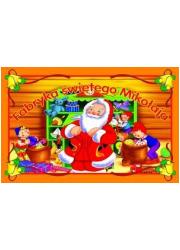 Fabryka Świętego Mikołaja - okładka książki