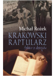 Krakowski raptularz - okładka książki