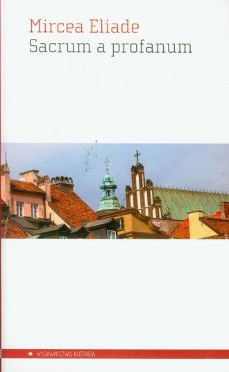 Sacrum a profanum - okładka książki