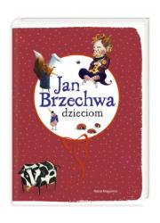 Jan Brzechwa dzieciom - okładka książki