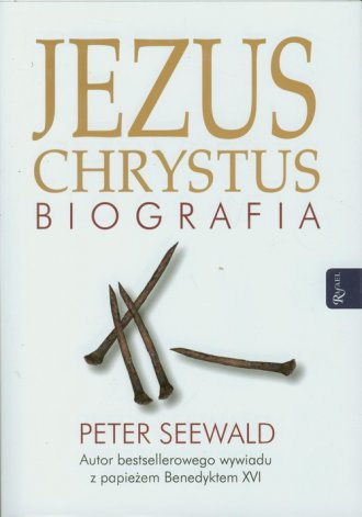 Jezus Chrystus. Biografia - okładka książki
