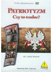 Patriotyzym czy to trudne? (DVD) - okładka filmu