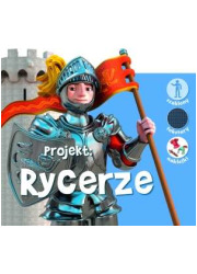 Projekt Rycerze - okładka książki