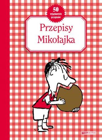 Przepisy Mikołajka - okładka książki