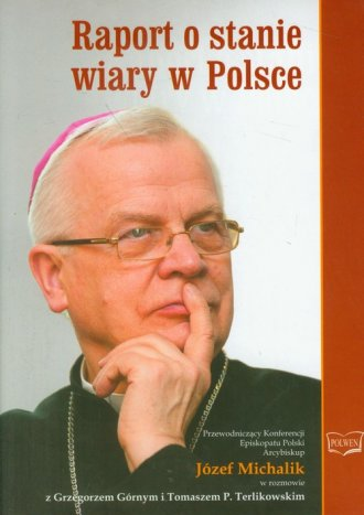 Raport o stanie wiary w Polsce - okładka książki