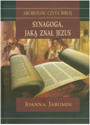 Synagoga, jaką znał Jezus - okładka książki