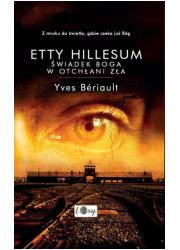 Etty Hillesum. Świadek Boga w otchłani - okładka książki