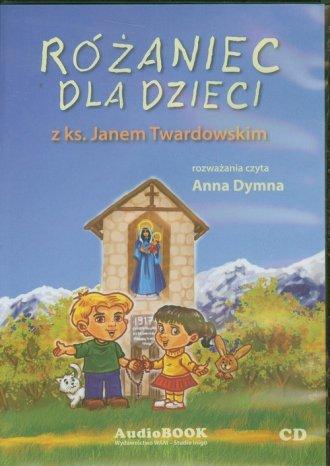 Różaniec dla dzieci z ks. Janem - pudełko audiobooku