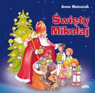 Święty Mikołaj - okładka książki