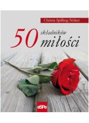 50 składników miłości - okładka książki