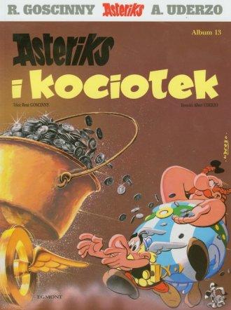 Asteriks. Album 13. Asteriks i - okładka książki