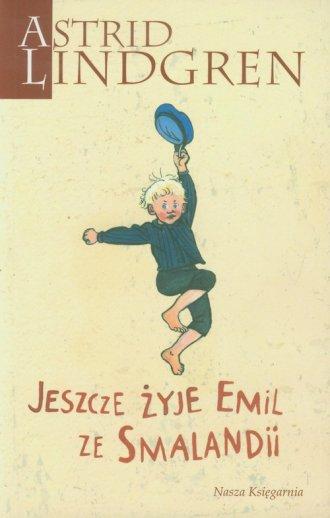 Jeszcze żyje Emil ze Smalandii - okładka książki