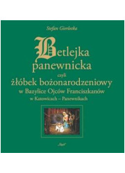 Betlejka panewnicka czyli żłobek - okładka książki
