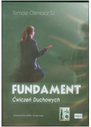 Fundament ćwiczeń duchowych (CD) - pudełko audiobooku