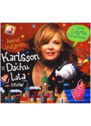 Karlsson z Dachu lata znów. Książka - pudełko audiobooku