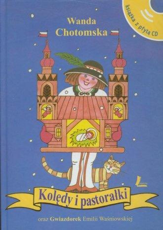 Kolędy i pastorałki oraz Gwiazdorek - okładka książki