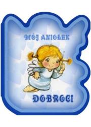 Mój aniołek dobroci - okładka książki