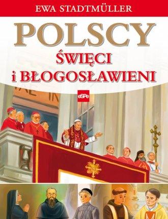 Polscy święci i błogosławieni - okładka książki