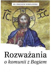 Rozważania o komunii z Bogiem - okładka książki