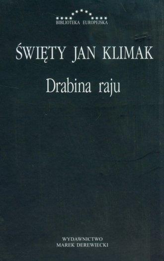 Drabina raju - okładka książki