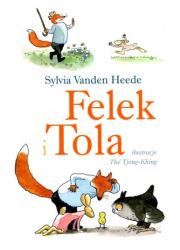 Felek i Tola - okładka książki