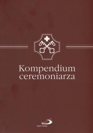 Kompendium ceremoniarza - okładka książki