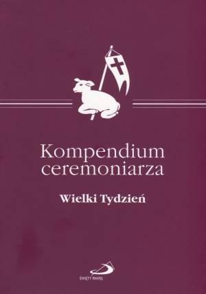 Kompendium ceremoniarza. Wielki - okładka książki