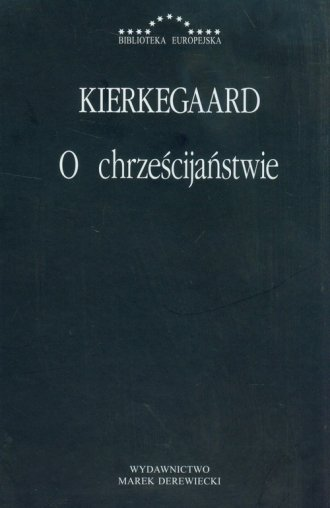 O chrześcijaństwie - okładka książki