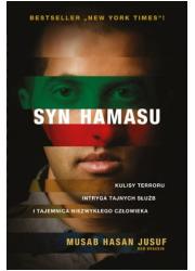 Syn Hamasu - okładka książki
