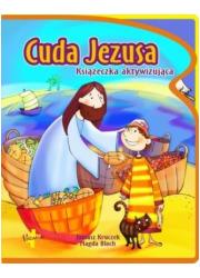 Cuda Jezusa. Książeczka aktywizująca - okładka książki