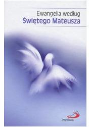 Ewangelia według św. Mateusza - okładka książki