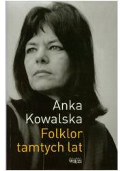 Folklor tamtych lat - okładka książki