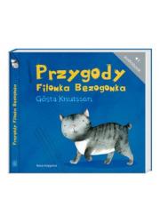 Przygody Filonka Bezogonka (CD) - pudełko audiobooku