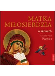 Matka Miłosierdzia w ikonach - okładka książki