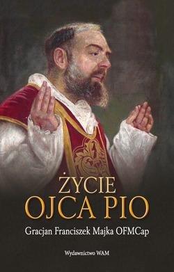 Życie Ojca Pio - okładka książki