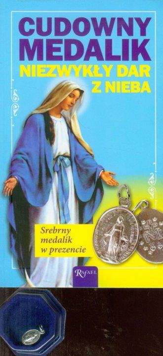 Cudowny Medalik. Niezwykły dar - okładka książki