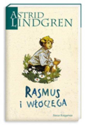 Rasmus i włóczęga - okładka książki