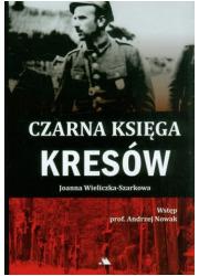 Czarna księga Kresów - okładka książki