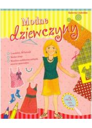 Modne dziewczyny - okładka książki