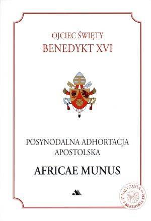 Posynodalna Adhortacja Apostolska. - okładka książki