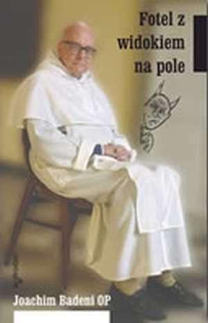 Fotel z widokiem na pole - okładka książki
