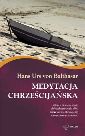 Medytacja chrześcijańska - okładka książki